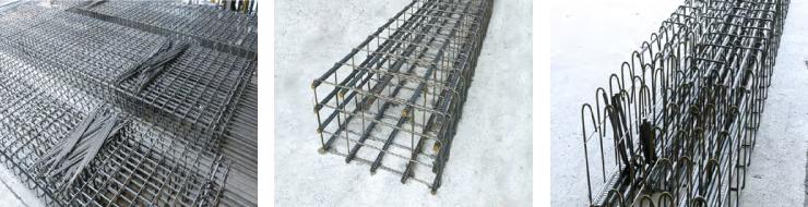 Prefabricated Cages Precages Natsteel