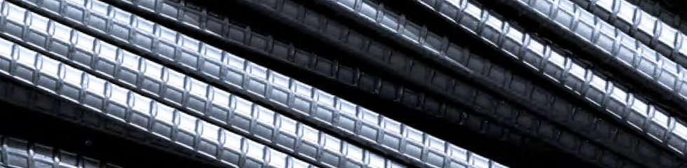 Reinforcement Bars (Rebars) & Wirerods Banner